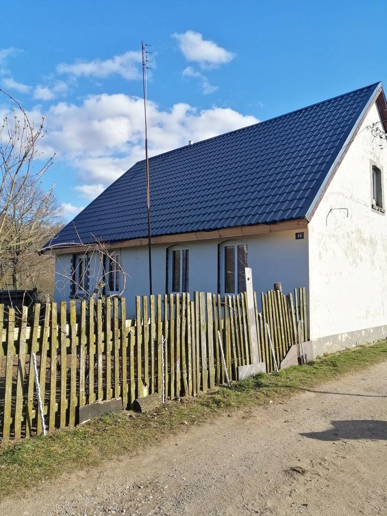 gospodarstwo rolne wraz z domem ( Nizsza Cena)
