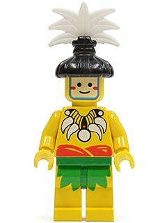 Lego Pirates pi069 Islander FIGURKA U