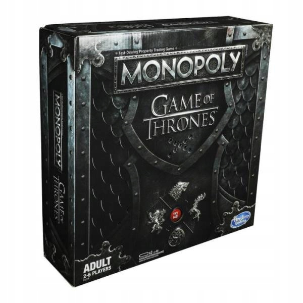 Monopoly. Gra o Tron
