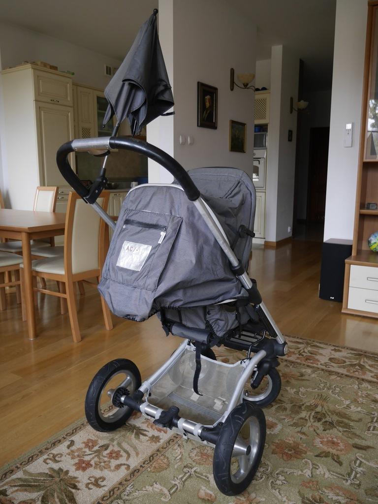 wózek dziecięcy Mutsy 4Rider 3 w 1 6833680794 oficjalne