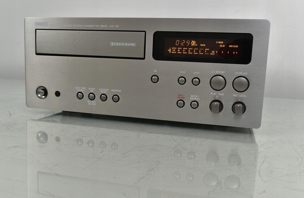 Yamaha KX-10 Stereo Cassette Deck