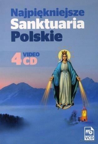 Najpiękniejsze sanktuaria polskie (4CD)