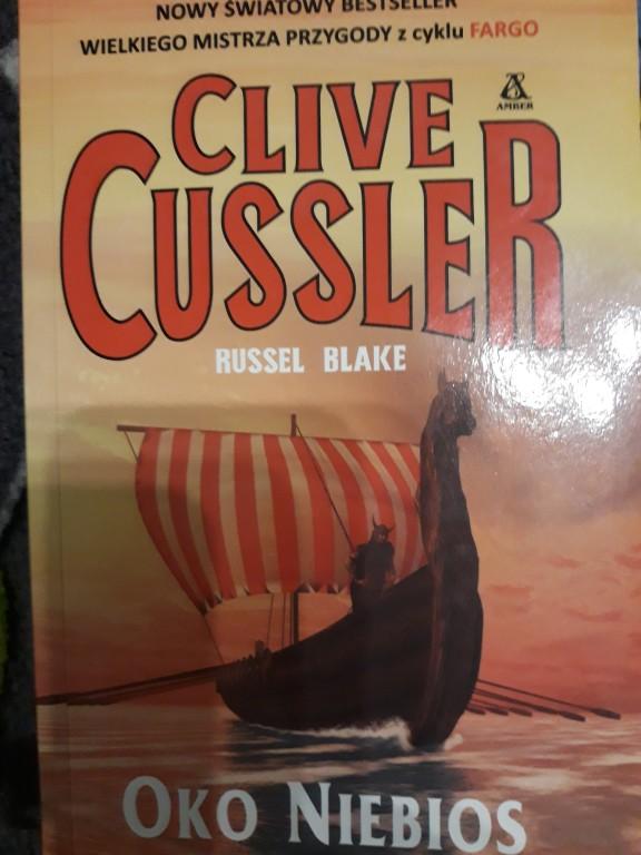 OKO NIEBIOS, Clive Cussler