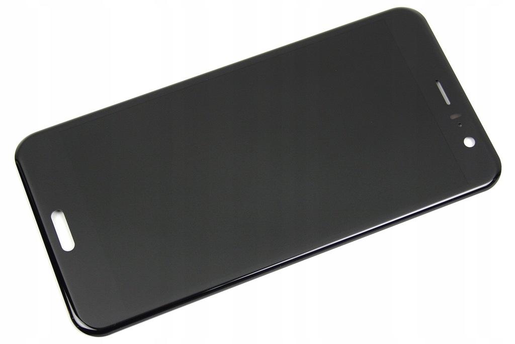WYŚWIETLACZ LCD DIGITIZER DOTYK DO HTC U11 CZARNY