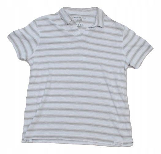 U Koszulka polo t-shirt Calvin Klein L z USA!!