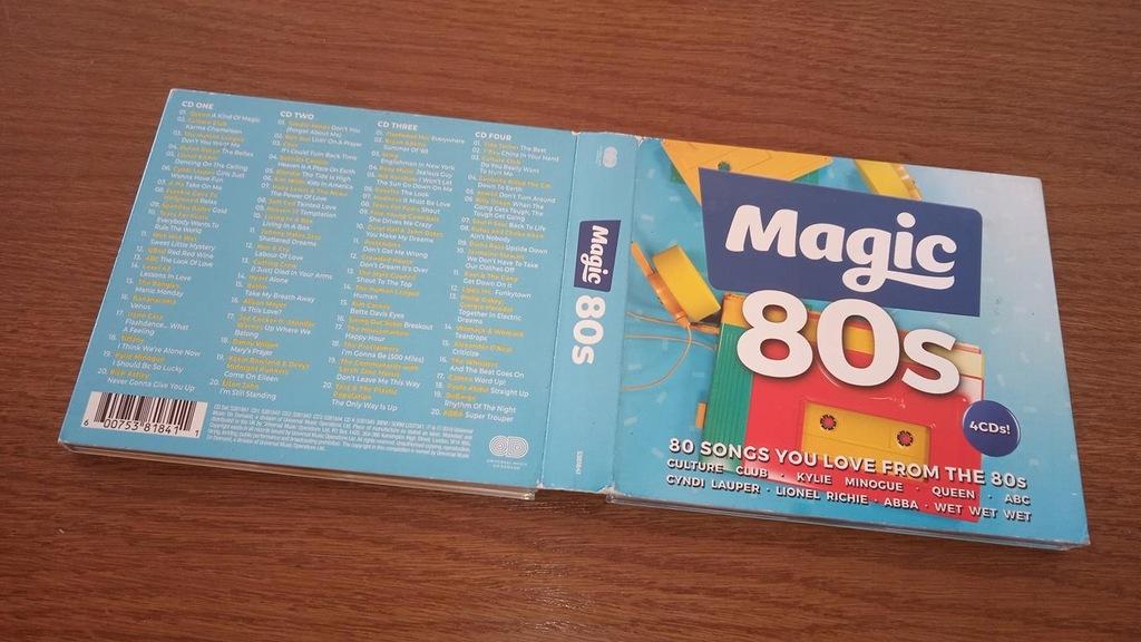 MAGIC 80'S - QUEEN , AHA , DURAN , ABC , BLONDIE