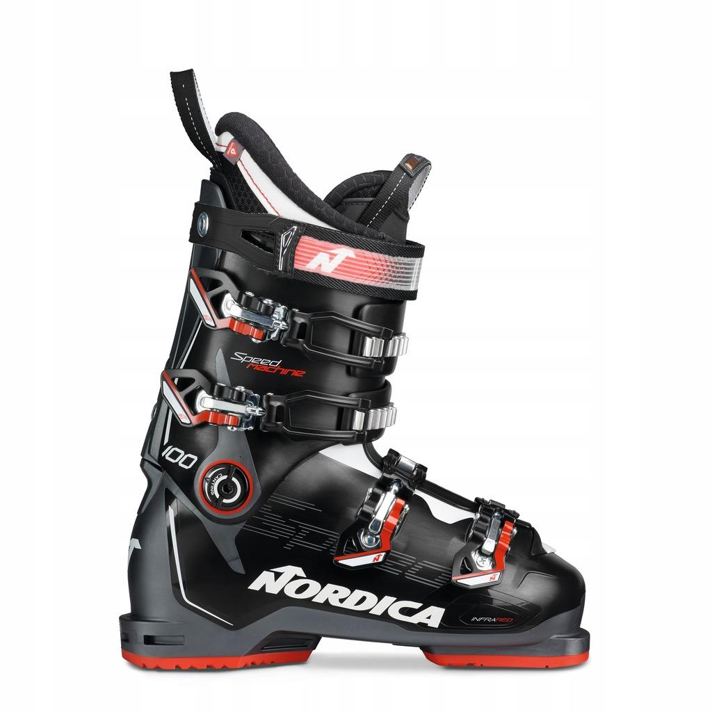Buty narciarskie Nordica Speedmachine 100 Czarny 3