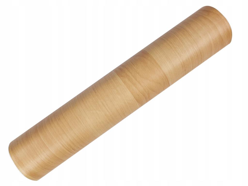 Okleina Drewnopodobna Klon Folia PCV 45x15m M10