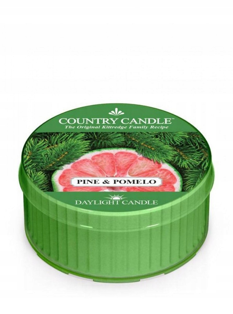 Country Candle - Pine & Pomelo - Daylight (35g