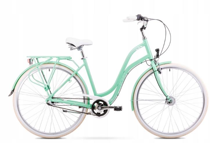 "ROMET POP ART 28 rower miejski 19"""