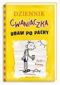 DZIENNIK CWANIACZKA 4. UBAW PO PACHY, JEFF KINNEY