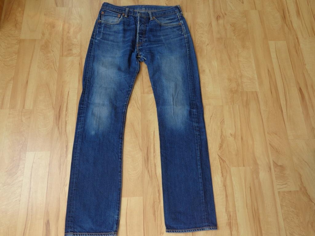 Spodnie LEVIS 501 33/34