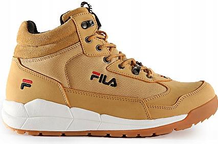 Fila Alpha Mid 1010736 EDU buty zimowe męskie beżowe 45