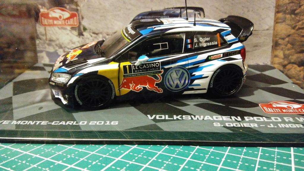 Samochod Volkswagen Polo R Wrc Nowy Super Cena 8597811179 Oficjalne Archiwum Allegro