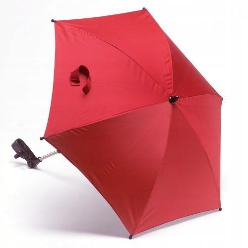 Parasol do wózka UV50 red