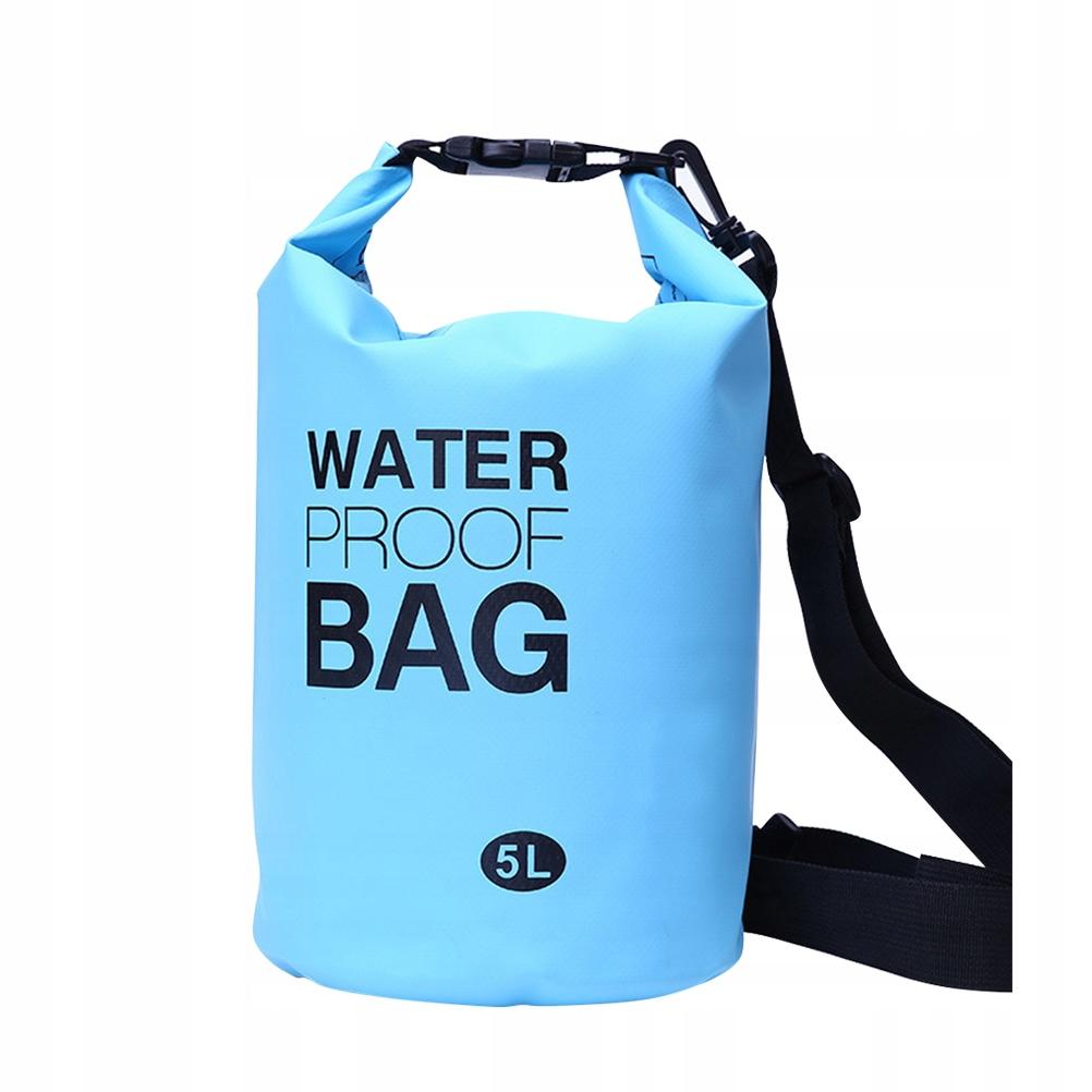 Nadmuchiwana torba 5L 500D Wodoodporne torby z PCV