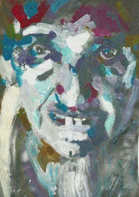 Grafika collage Dominika Długosz-Jagieła 34x44cm