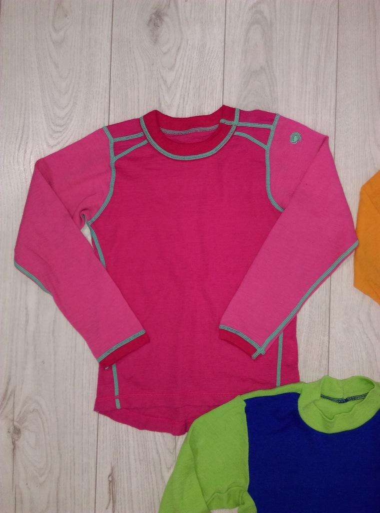 Bluzka Pierre Robert 100% merino wool roz 110-116