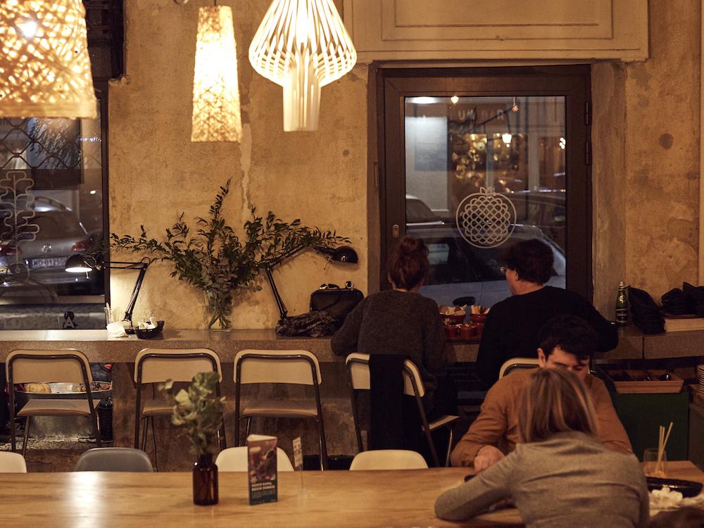Kolacja dla 4 osób w Tel Avivie (Warszawa)