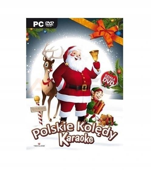 POLSKIE NAJPIĘKNIJSZE KOLĘDY KARAOKE - NOWE PC