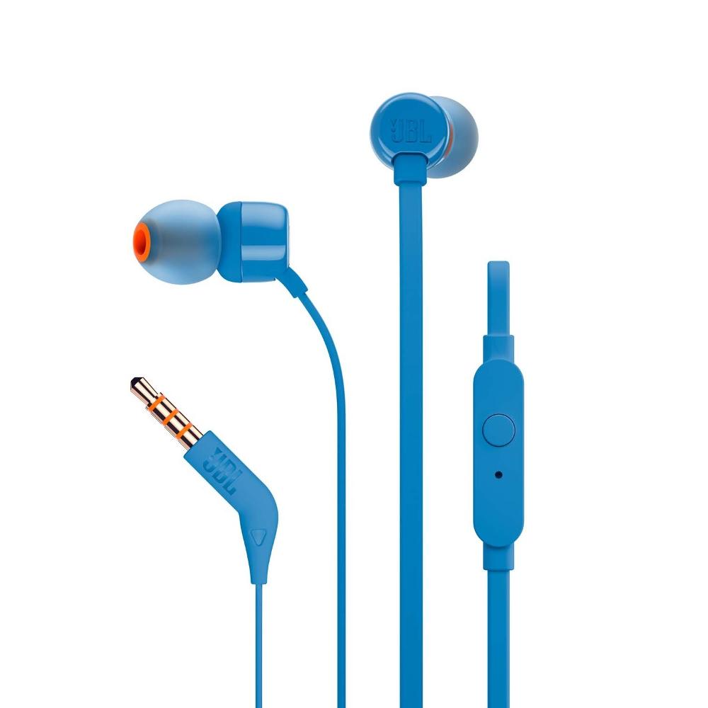 Słuchawki JBL z mikrofonem douszne do TELEFONU