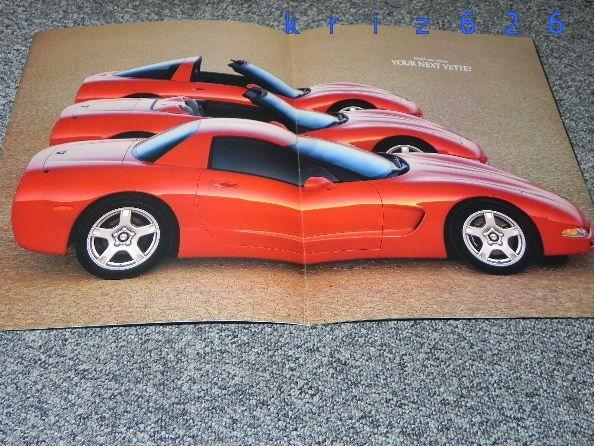Chevrolet CORVETTE - 1999 - USA