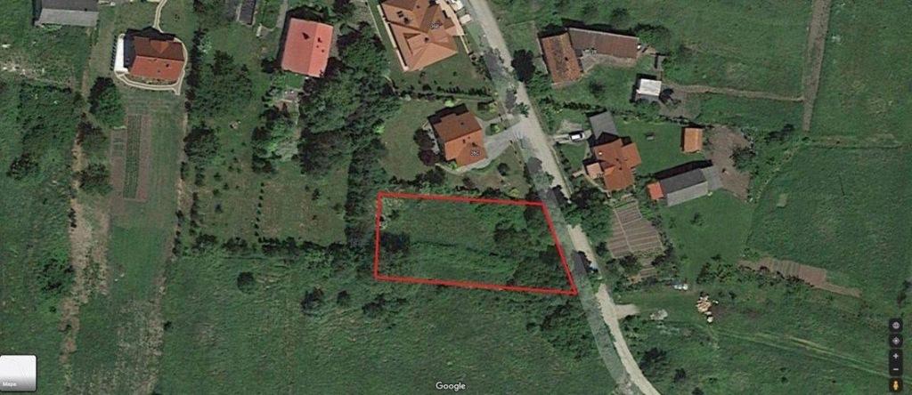 Działka, Święte, Środa Śląska (gm.), 1200 m²