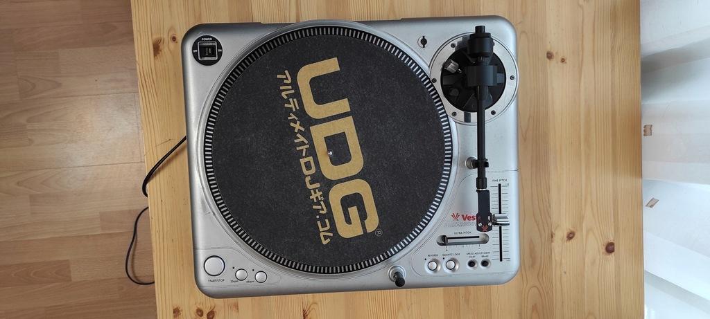 VESTAX PDX-2000 MK II gramofon z systemem i igłą