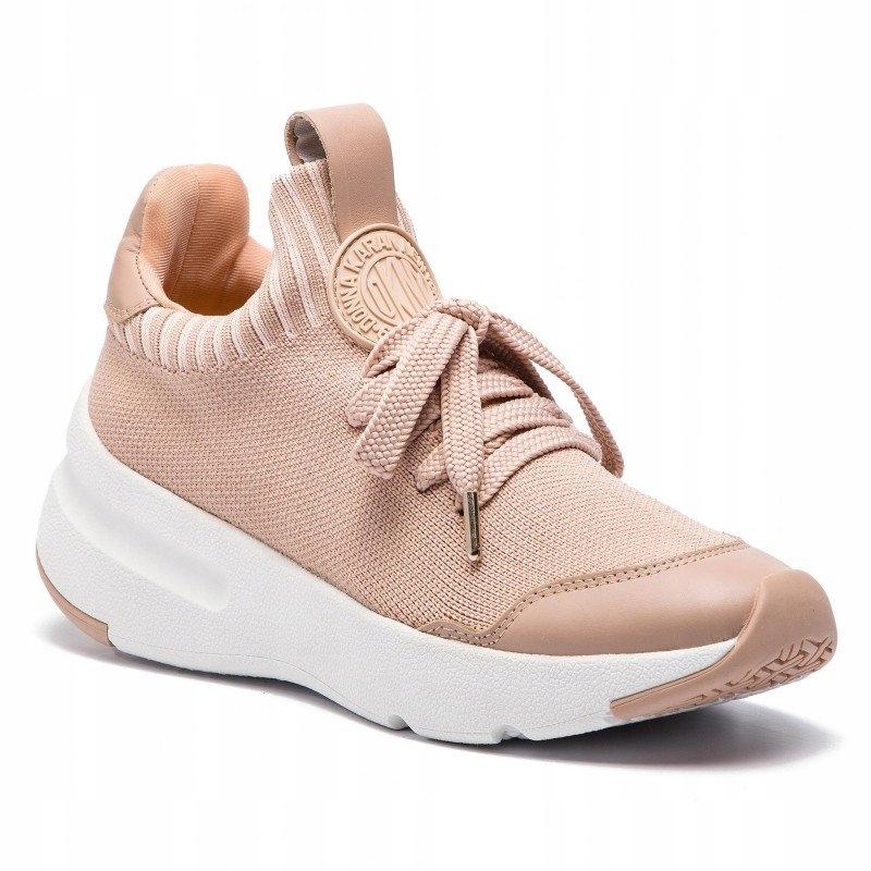 DKNY sneakersy buty sportowe PAMELA 38.5