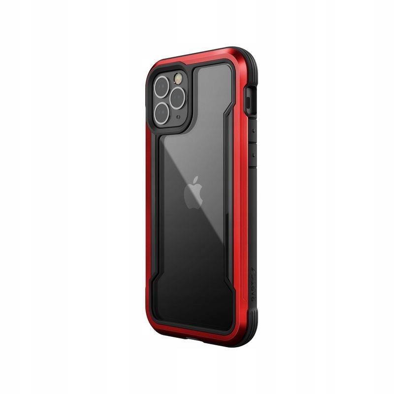 X-Doria Raptic Shield - Etui aluminiowe iPhone 12