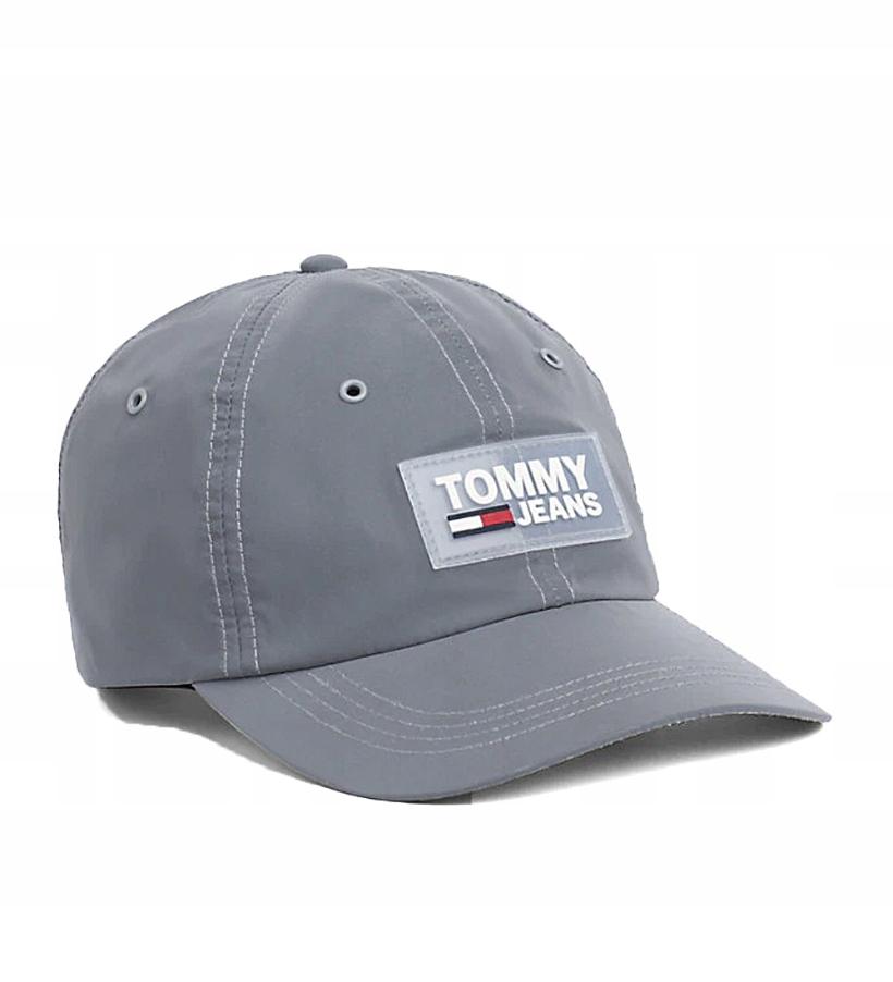 TOMMY HILFIGER czapka z daszkiem URBAN logo