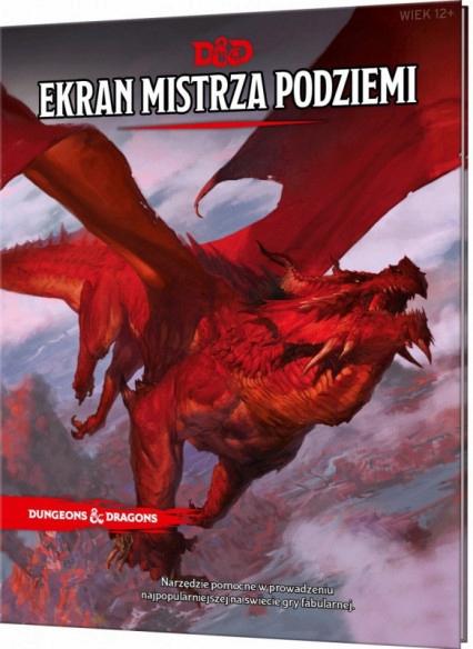 Dodatek do gry Dungeons&Dragons: Ekran Mis...