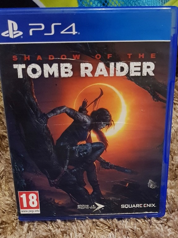 Shadof of the Tomb Rider PS4 wersja PL