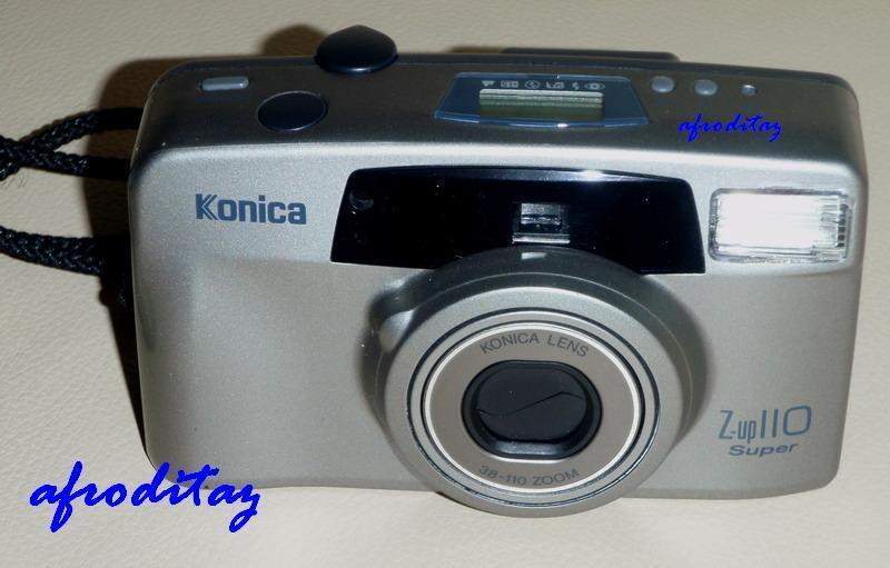 APARAT FOTOGRAFICZNY KONICA Z-up110 [SPRAWNY]