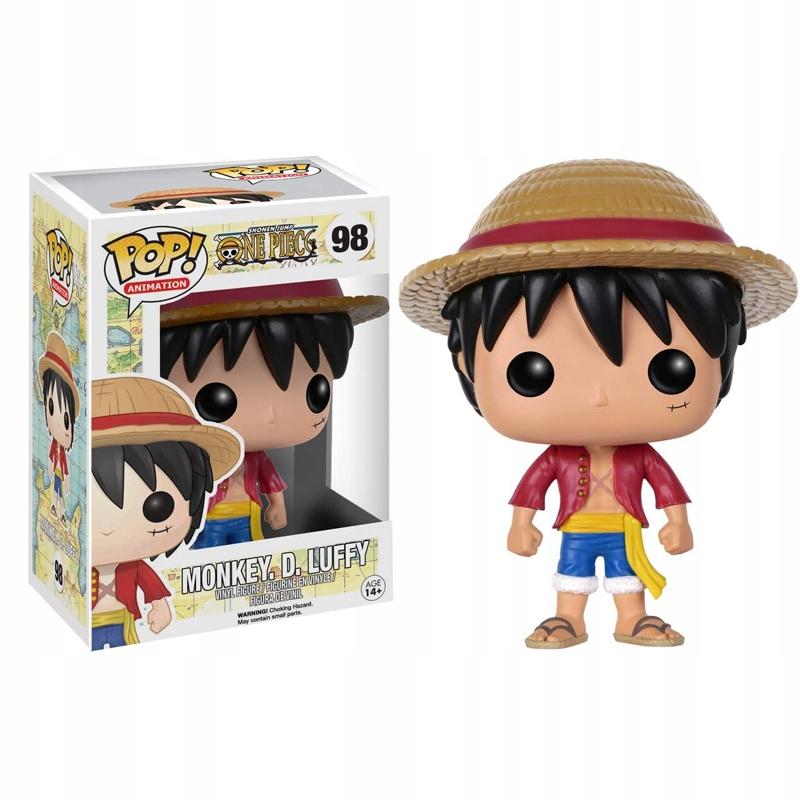 Figurka One Piece Funko POP!-LUFFY