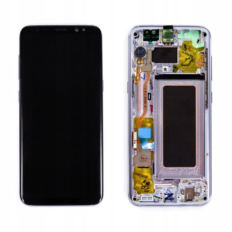 Wymiana oryginalnego wyświetlacza Samsung S8