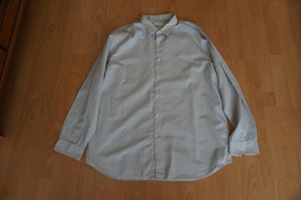 JASPER CONRAN koszula męska jedwab bawełna r.XL 7701300226  5KvOe