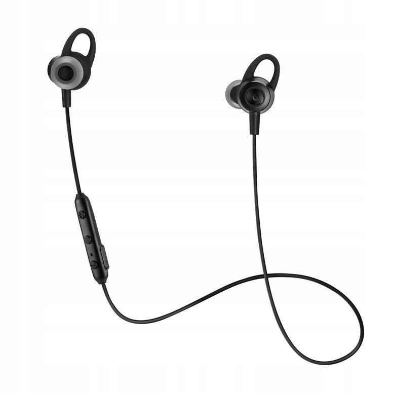 Słuchawki Bluetooth z mikrofonem douszne BH109