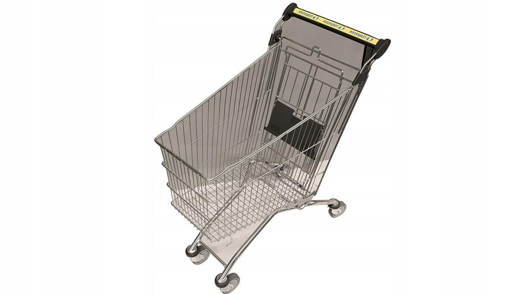Wózek sklepowy Damix MEC101S nowy