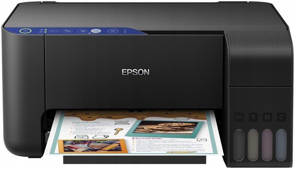 EPSON L3151 3 w 1 GW 36M-CY * OTRZYMAJ ZWROT 130zł