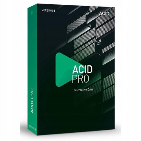 Magix ACID Pro 8 PC Klucz