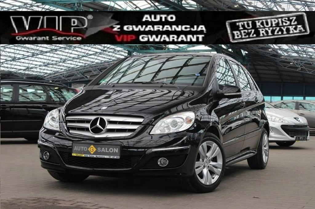 Mercedes Benz B 180 Klima Grz Fot Esp Alu Pdc