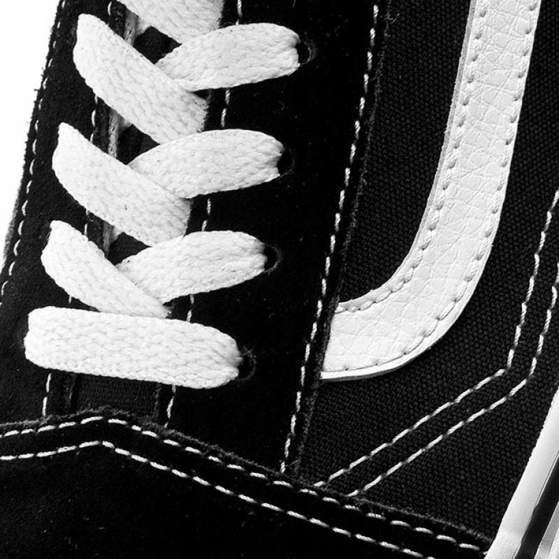 Trampki tenisówki VANSRUN czarne repliki Vans r 40