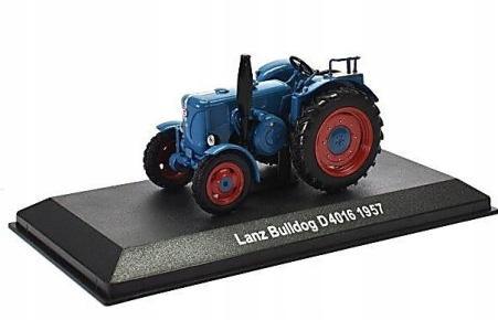 Lanz Bulldog D4016 Tractor 1957 1//43 IXO