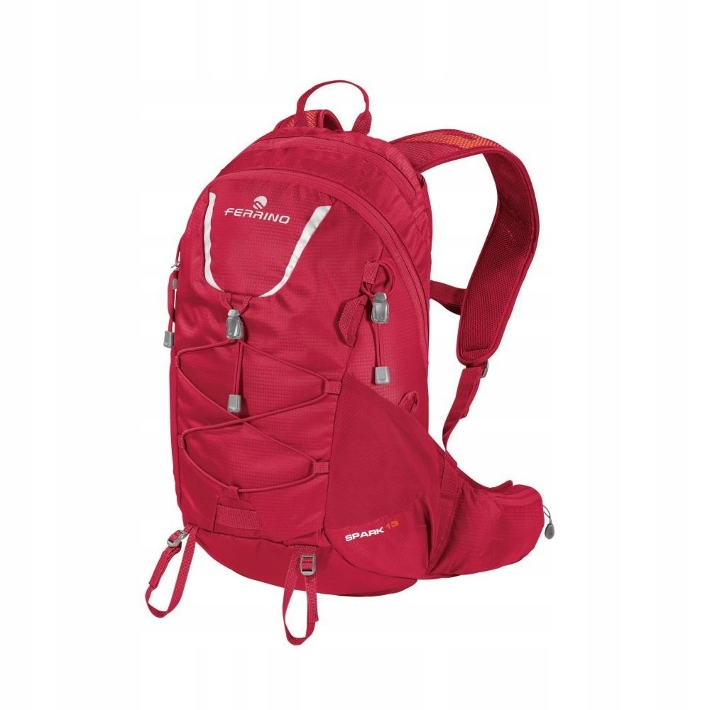 Sportowy plecak FERRINO Spark 13 - Kolor Czerwony