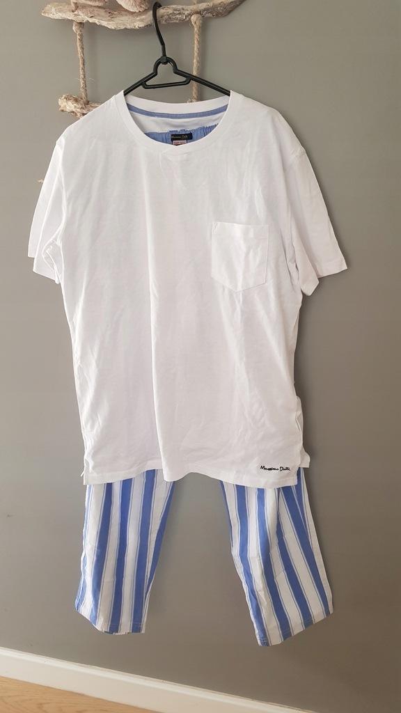 Massimo Dutti piżama r.XL