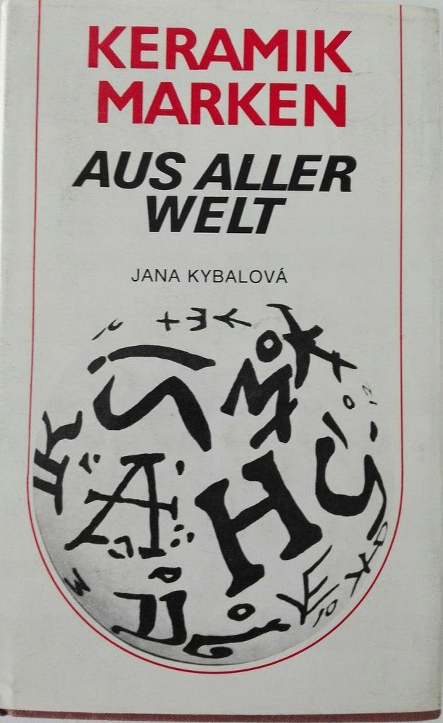 Keramik Marken Aus Aller Welt Jana Kybalova SPK