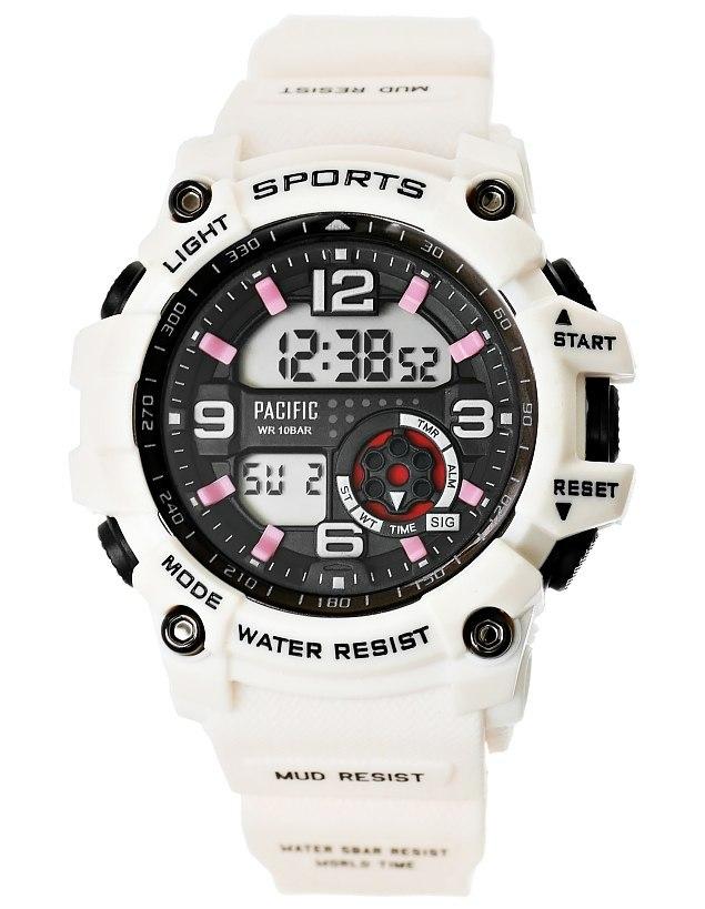 Zegarek Męski Pacific 209L-6 10 BAR Unisex Do PŁYW