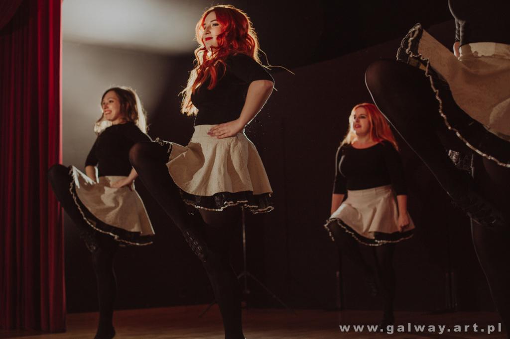 POKAZ Zespołu Tańca Irlandzkiego Galway