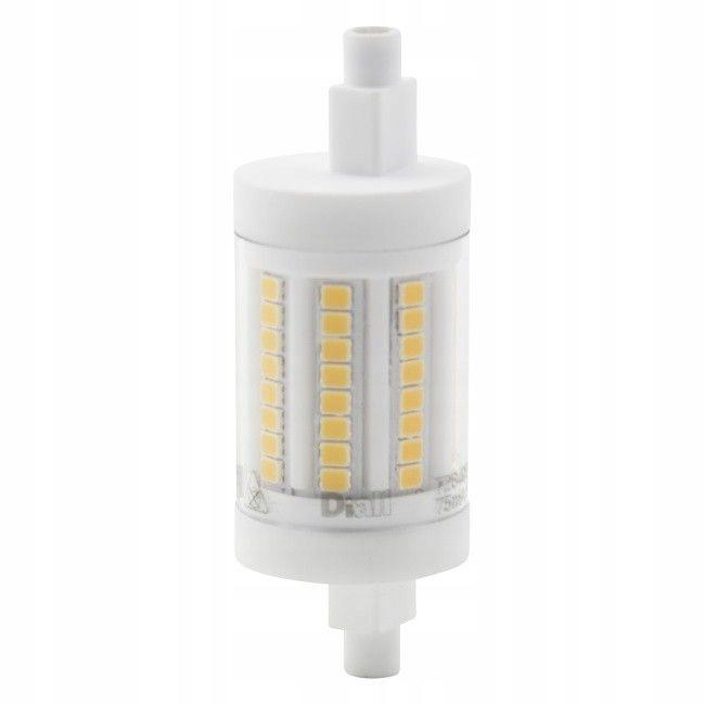 Żarówka LED Diall R7s J78 9 W 1055 lm A/P91